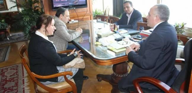 وزير الري يبحث إعداد خطة تثقيفية عن أهمية المياه عبر التلفزيون المصري