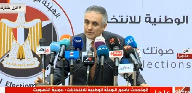 """""""الوطنية للانتخابات"""": ممنوع على قضاة اللجان إعلان نتائج الاستفتاء"""