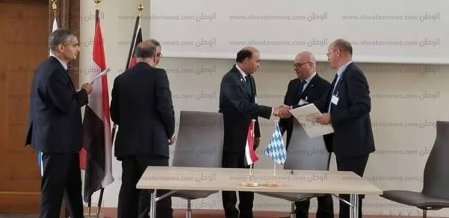 «مميش»: اتفاقية لإنشاء 5 مصانع ألمانية في «المنطقة الاقتصادية»