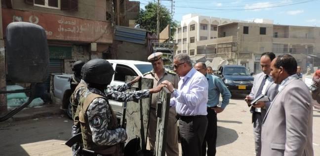 ضبط 7 قضايا سلاح ناري وذخائر وتنفيذ 1189 حكما في الفيوم