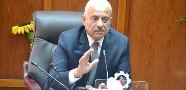محافظ السويس: الحكومة وافقت على تطوير جميع شبكات الصرف بالإقليم