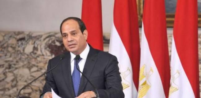 السيسي: المصريون صامدون في مواجهة تحديات الوطن
