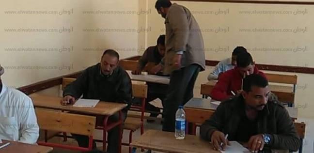 توزيع 100 شهادة للناجحين بمحو الأمية في مدينة مرسى مطروح