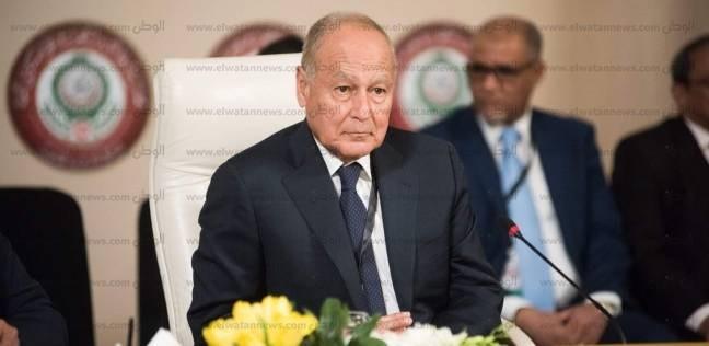 رئيس الوزراء اللبناني يستقبل الأمين العام لجامعة الدول العربية