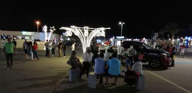 """""""القرى السياحية"""": تنفيذ ممشى تجاري بمركز مارينا العلمين"""