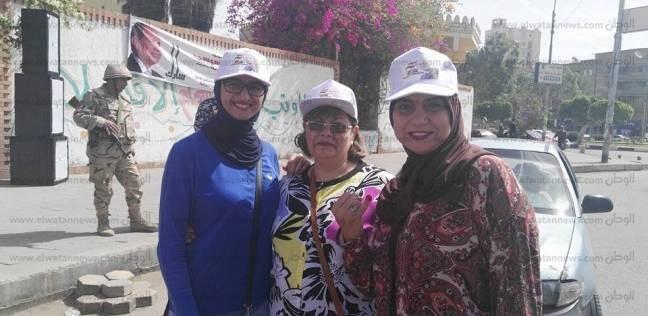 """""""اتحاد سكان السيسي"""".. قاطني أحد عمارات """"الحجاز"""": نزلنا للانتخابات سوا"""