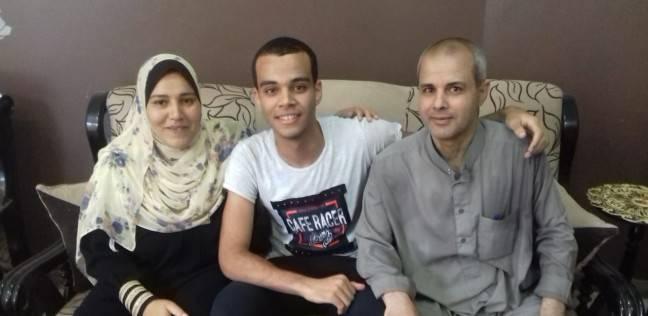 الأول مكرر علمي علوم: أحلم بأن أصبح طبيب مقاتل بالجيش المصري