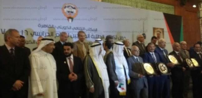 السفارة الكويتية تحتفل بتخرج طلابها من جامعة المنصورة