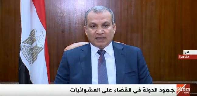 خالد صديق: 350 مليار جنيه تكلفة تطوير العشوائيات غير المخططة