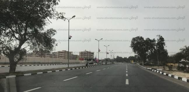 """""""المرور"""": تحويلات مرورية بتقاطع الدائري مع طريق""""القاهرة - السويس"""""""