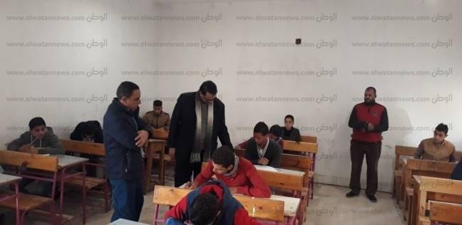 وفاة طالب بالشهادة الإعدادية داخل لجنة الامتحان  بأبنوب في أسيوط