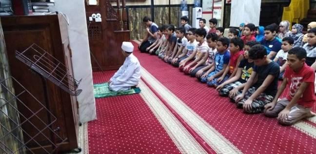 """""""مدرسة الجامع"""".. مبادرة لغرس التعلق بالمسجد في نفوس أطفال الإسكندرية"""