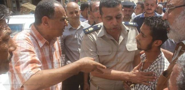 بالصور  رئيس مدينة دسوق يترأس حملة لإزالة إشغالات الباعة الجائلين
