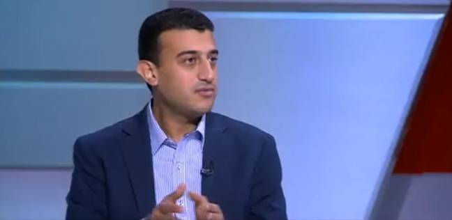 """طارق الخولي: عضو بالبرلمان الأوروبي سألني عن """"حزب الكنبة"""""""