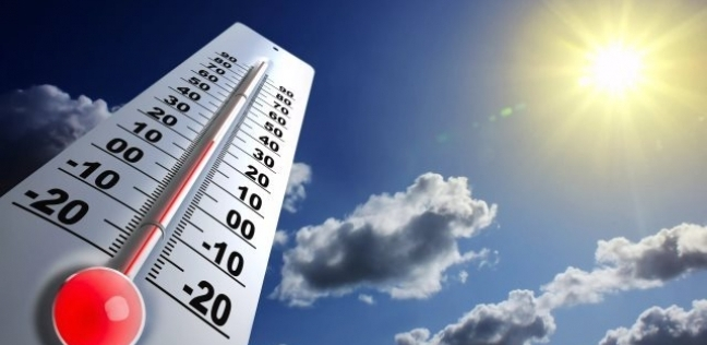 الأرصاد: انخفاض درجات الحرارة مع نشاط خفيف للرياح..  مفيش أمطار  - مصر -