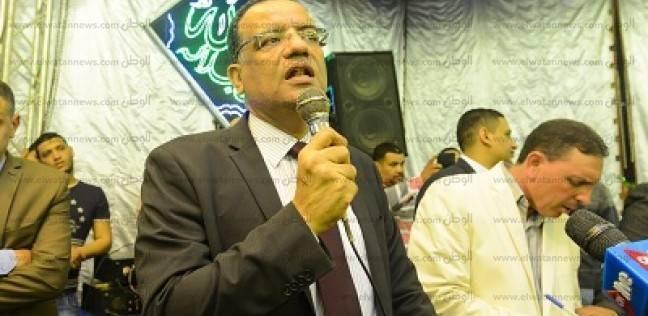 محمود مسلم: مصر تتعرض لمؤامرة لم تشهدها من قبل