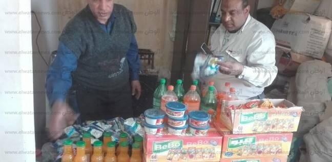 ضبط وتحرير 30 قضية تموينية في مرسى مطروح
