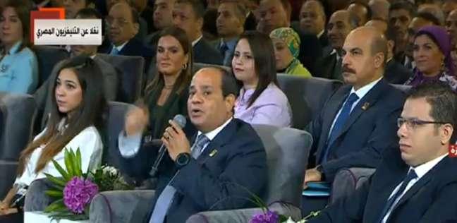 السيسي: لو استقرار الدولة استمر من 1964 لكانت مصر في منطقة تانية خالص