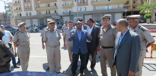 تحرير 295 مخالفة مرافق وإشغالات و51 قضية تموينية في حملات بالغربية