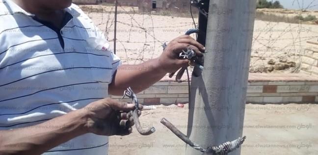 تبدأ السبت.. فصل الكهرباء عن مركز أبوتشت لمدة 3 أيام