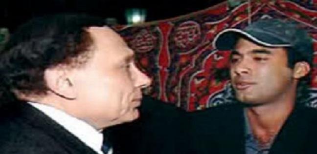 هيثم زكي بكى بسبب  الزعيم .. فاعتذر له أمام أبطال  أستاذ ورئيس قسم  - فن وثقافة -