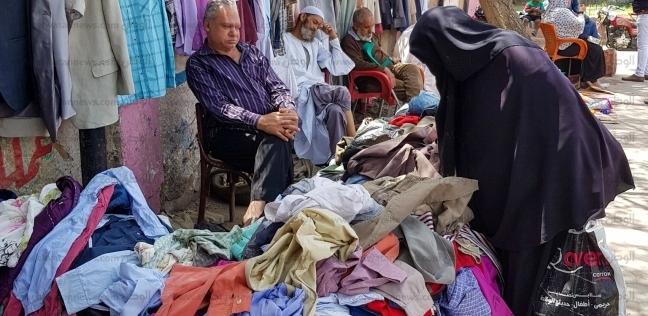 سوق الملابس انكماش يهدد الموسم الصيفى