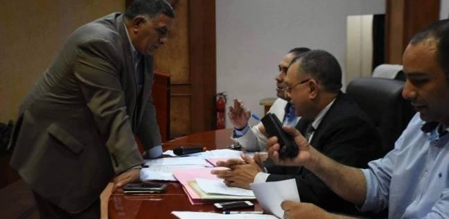 النائب محمد وهب الله يتقدم بأوراق ترشحه لعضوية مجلس إدارة اتحاد العمال