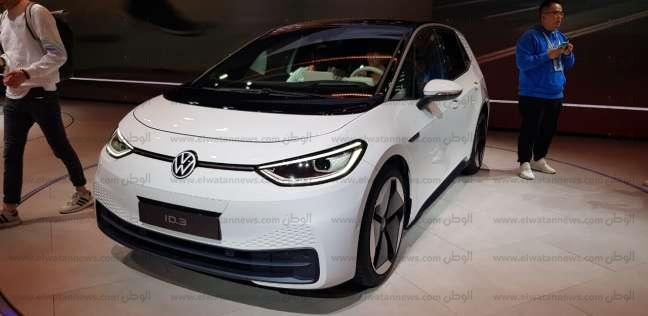 """ID.3"".. فولكس تكشف مواصفات أهم سياراتها الكهربائية بمعرض فرانكفورت"