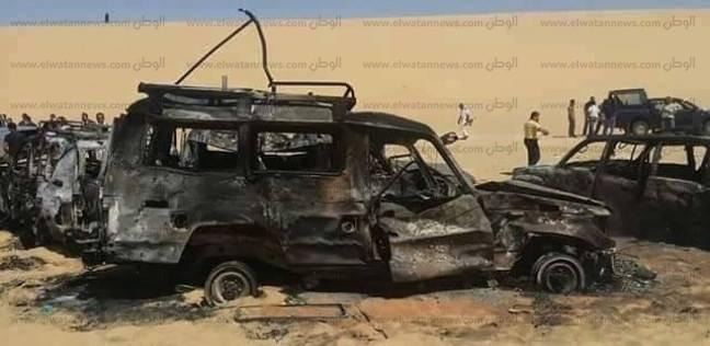 خبراء يؤكدون تورط قطر في حادث الواحات.. والقاسمي: الدوحة تعترف بدعم الإرهاب