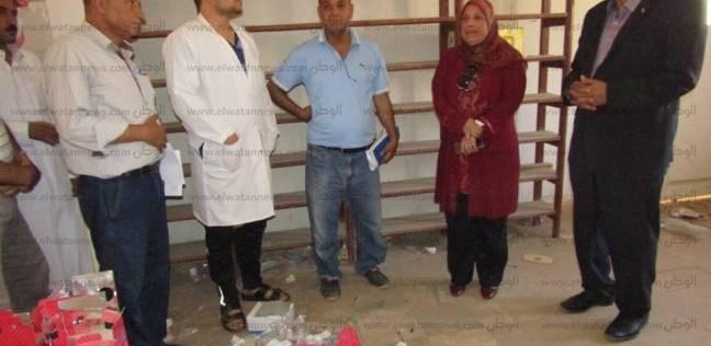 """مدير عام المتابعة بـ""""التنمية المحلية"""" تتفقد 3 قرى بجنوب سيناء"""