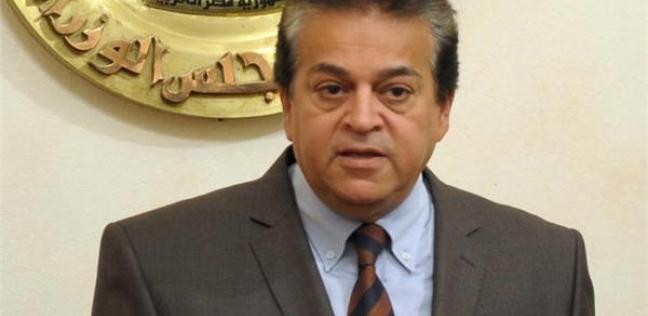 التعليم العالي: تجديد ندب طايع عبد اللطيف مستشارًا للأنشطة الطلابية