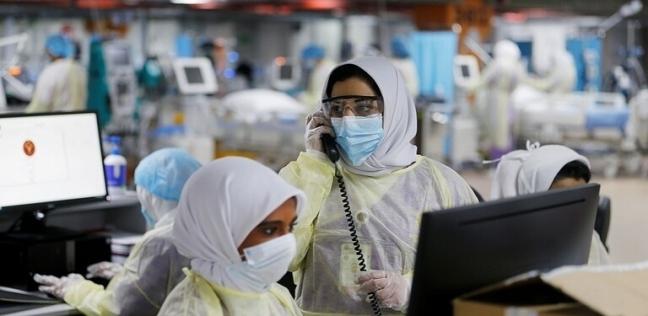 تفشي فيروس كورونا حول العالم