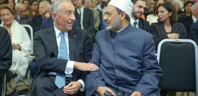 الرئيس البرتغالي: الجالية الإسلامية في البرتغال تمثل نموذجا للتسامح
