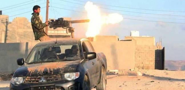 عاجل| سقوط 3 قتلى مدنيين يحملون جنسية أجنبية في قصف جوي بطرابلس