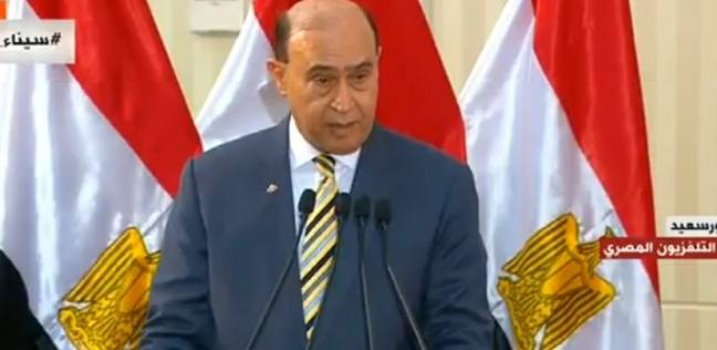 مميش: نجحنا في حفر القناة الجديدة بفضل تمويل المصريين