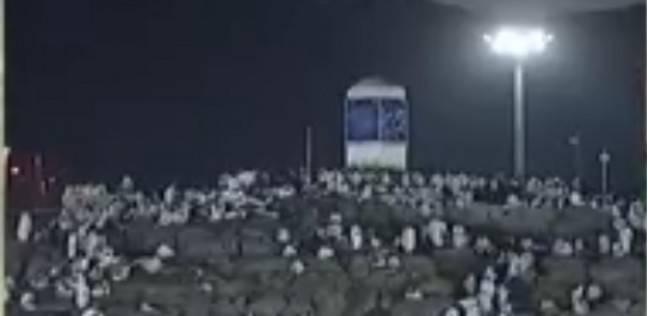 بث مباشر| بدء تصعيد حجاج بيت الله الحرام إلى جبل عرفات