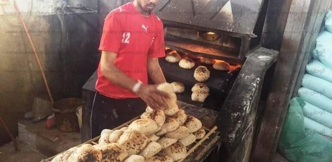 ضبط 4 مخابز بمرسى علم تنتج خبز مدعم ناقص الوزن