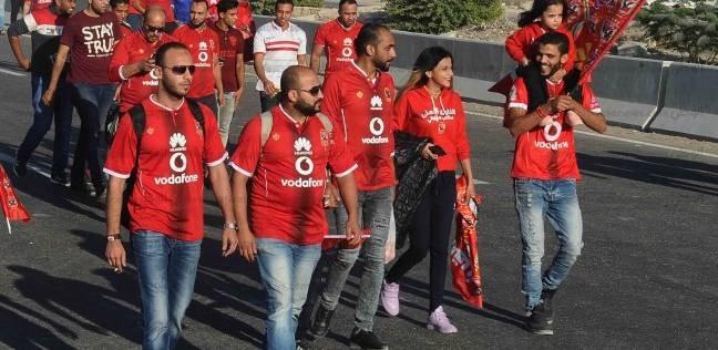 أمن الإسكندرية يستعد لتأمين مباراة الأهلي ونادي تاونشيب ببرج العرب