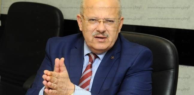 رئيس جامعة القاهرة: السماح بالانصراف ساعة مبكرا للمشاركة في الانتخابات