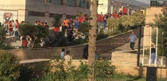 """تأجيل محاكمة 3 من أولتراس أهلاوي في """"حرق الصالة المغطاة"""" لـ12 يناير"""
