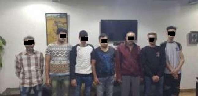 القبض على 78 متهما مطلوبا في قضايا جنائية
