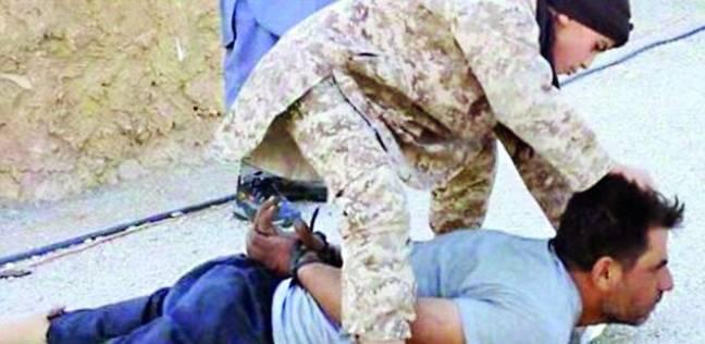 """الإعدام بـ""""الديتول"""" أحدث وسائل """"داعش"""""""