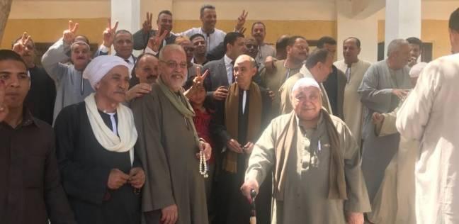 إعادة فتح اللجان الانتخابية أمام المواطنين في مركز البدرشين