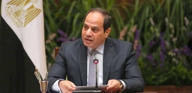 السيسي: أتابع بفخر بطولات أبنائي من القوات المسلحة والشرطة لتطهير مصر