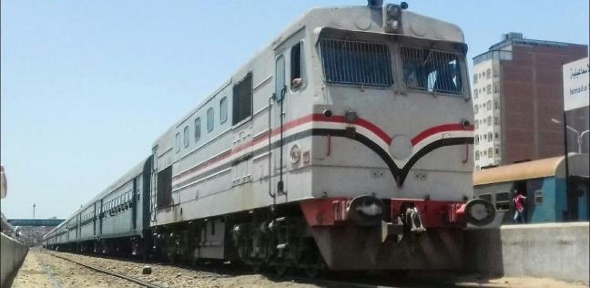 قبلي وبحري.. تهديات وتأخيرات قطارات السكة الحديد اليوم