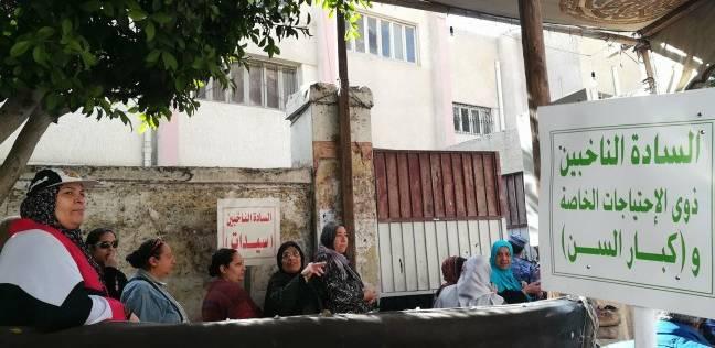 محافظ الإسكندرية: متابعة لحظية لسير العملية الانتخابية
