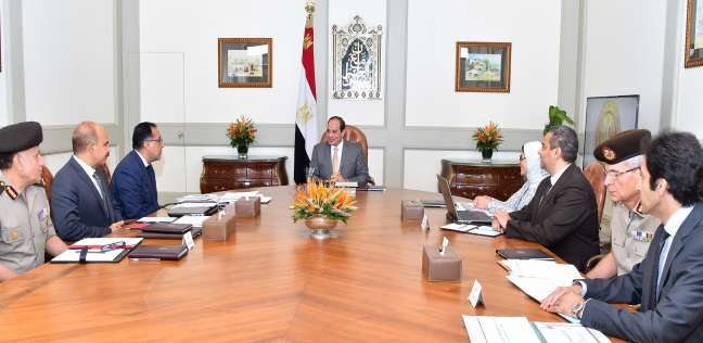 السيسي يوجه بتنفيذ مشروع جمع وتصنيع البلازما في مصر