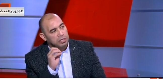 الخطيب: التيار الديني يوظف الحوادث في مصر بشكل سياسي لصالح أغراضه