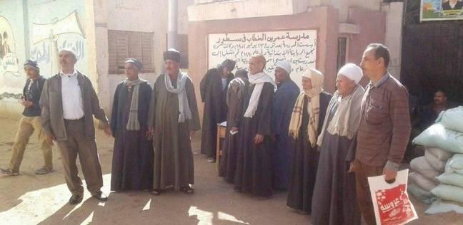 محافظ سوهاج: تزايد الناخبين بمدينة طما للإدلاء بأصواتهم