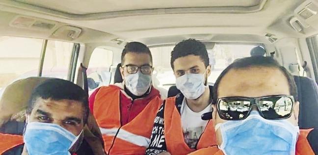 متطوعون فى جمعية «كيان» الخيرية